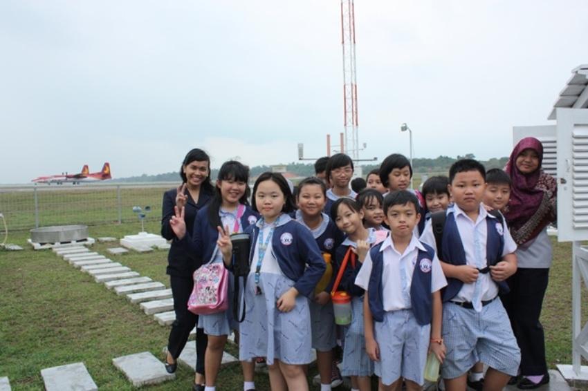 Galleri Kunjungan, Sekolah Djuwita