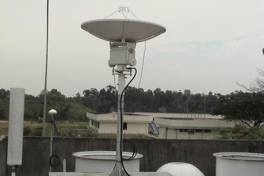 Galleri Alat Meteo, NOAA Receiver