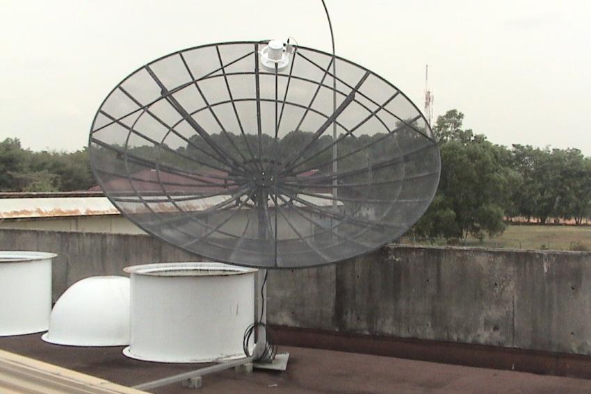 Galleri Alat Meteo, MTSAT Receiver