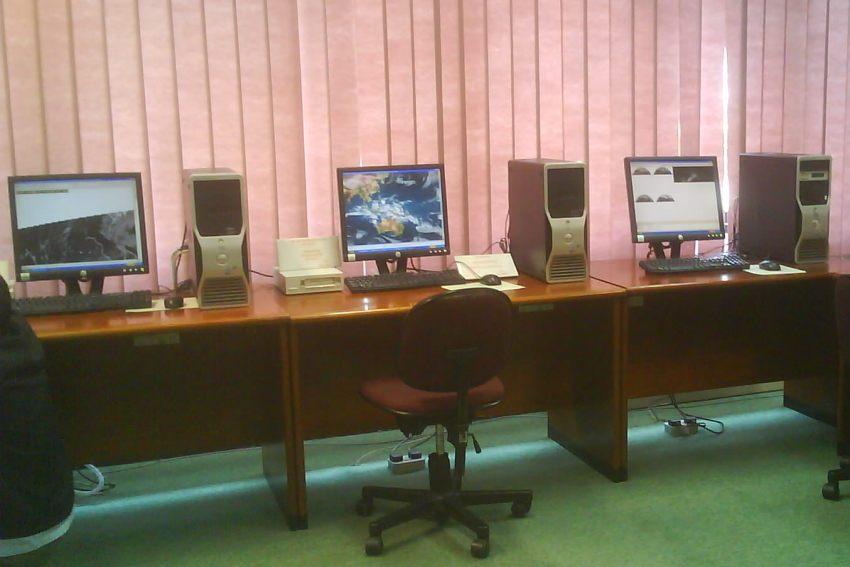 Galleri Alat Meteo, GSR Server