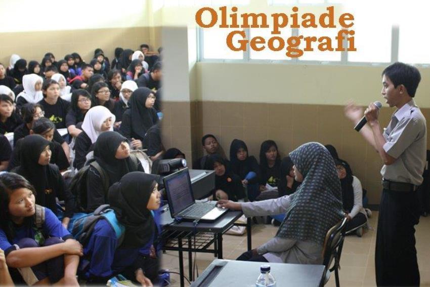 Galleri Kunjungan, Olimpiade Geografi